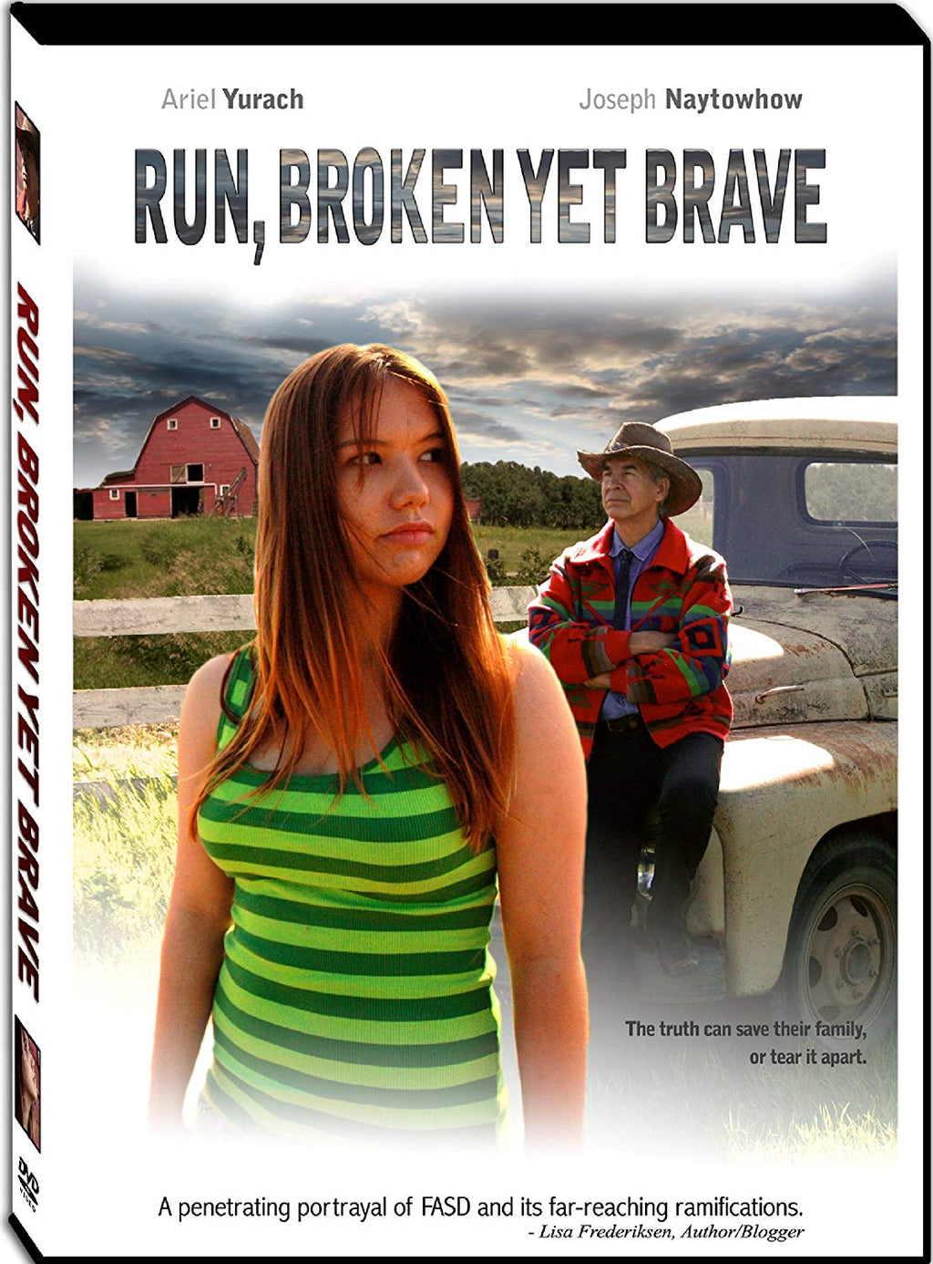 Run, Broken Yet Brave DVD