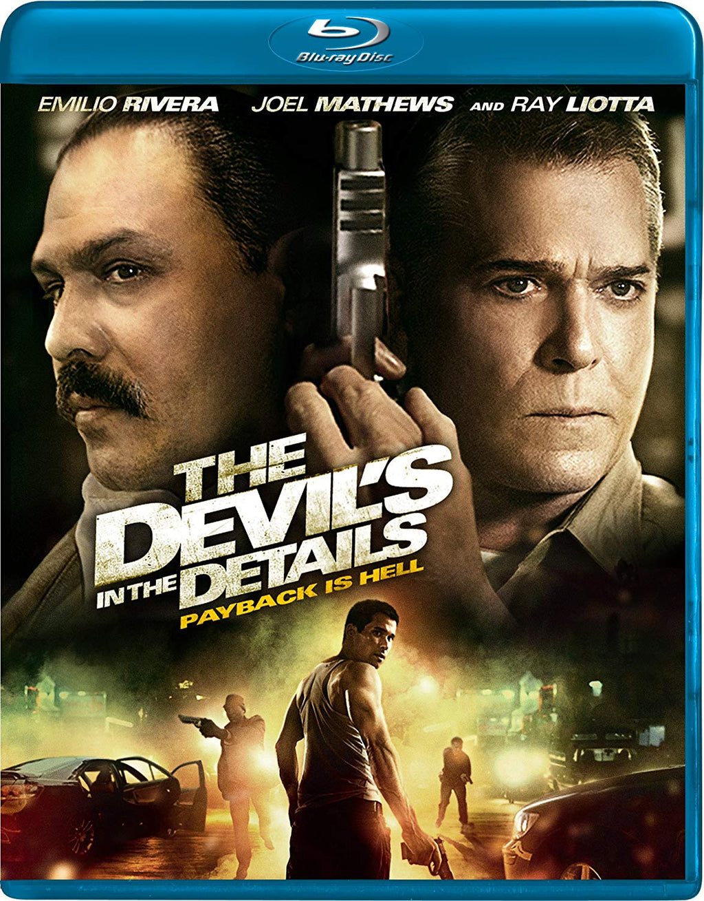 The Devil's in the Details Blu-ray