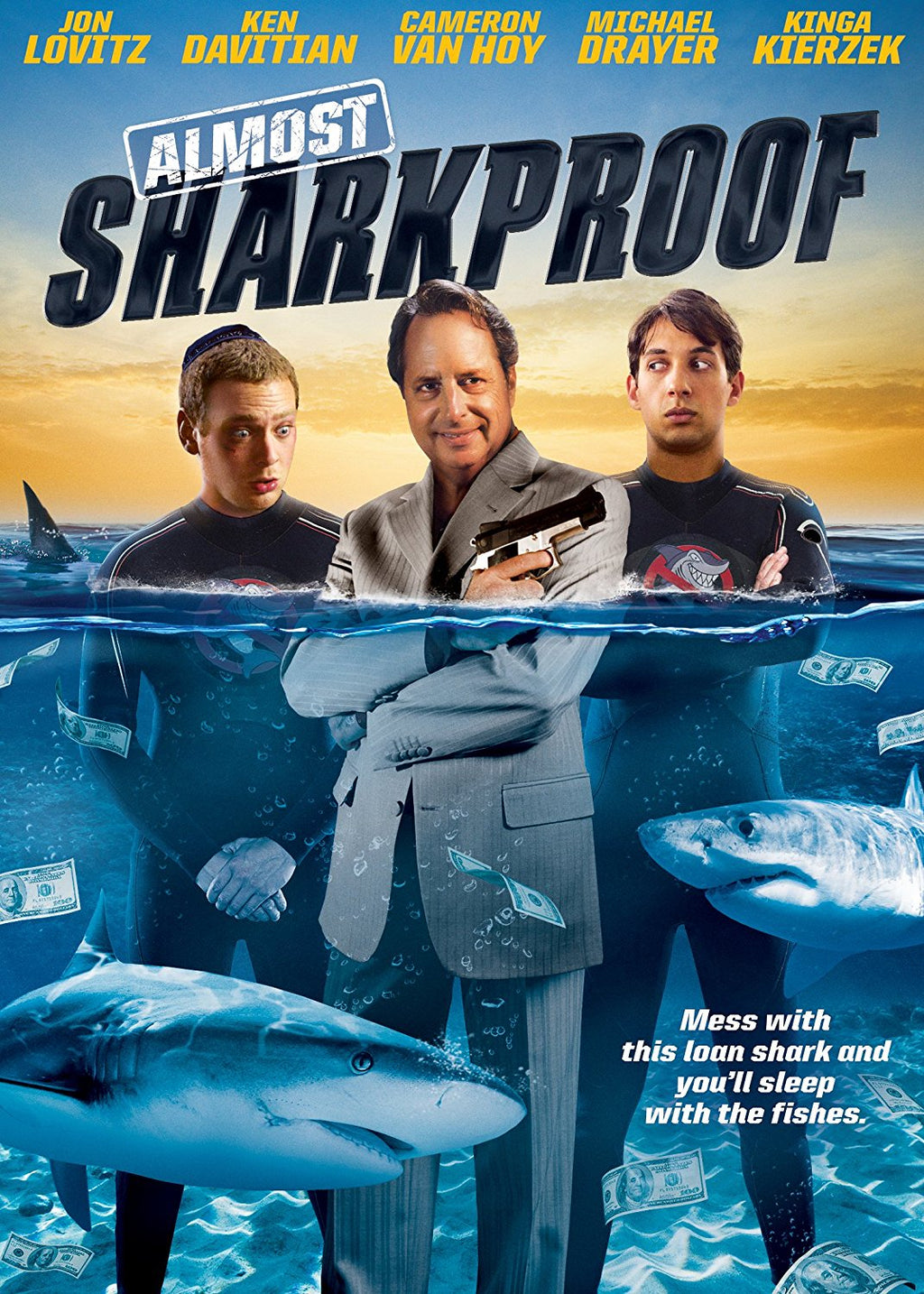 Almost Sharkproof DVD