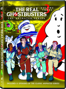 The Real Ghostbusters Vol. 3 DVD