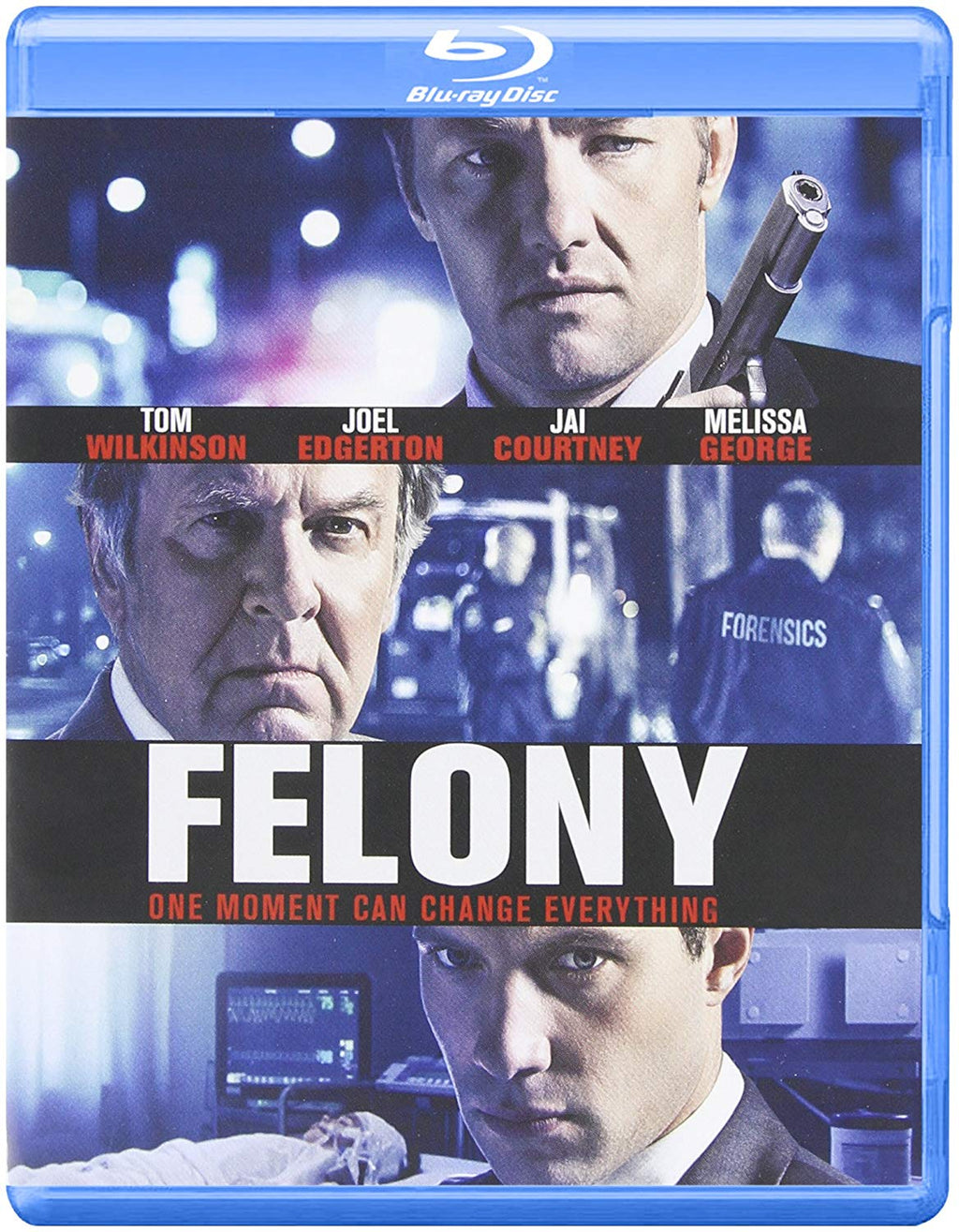 Felony Blu-ray