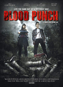 Blood Punch DVD