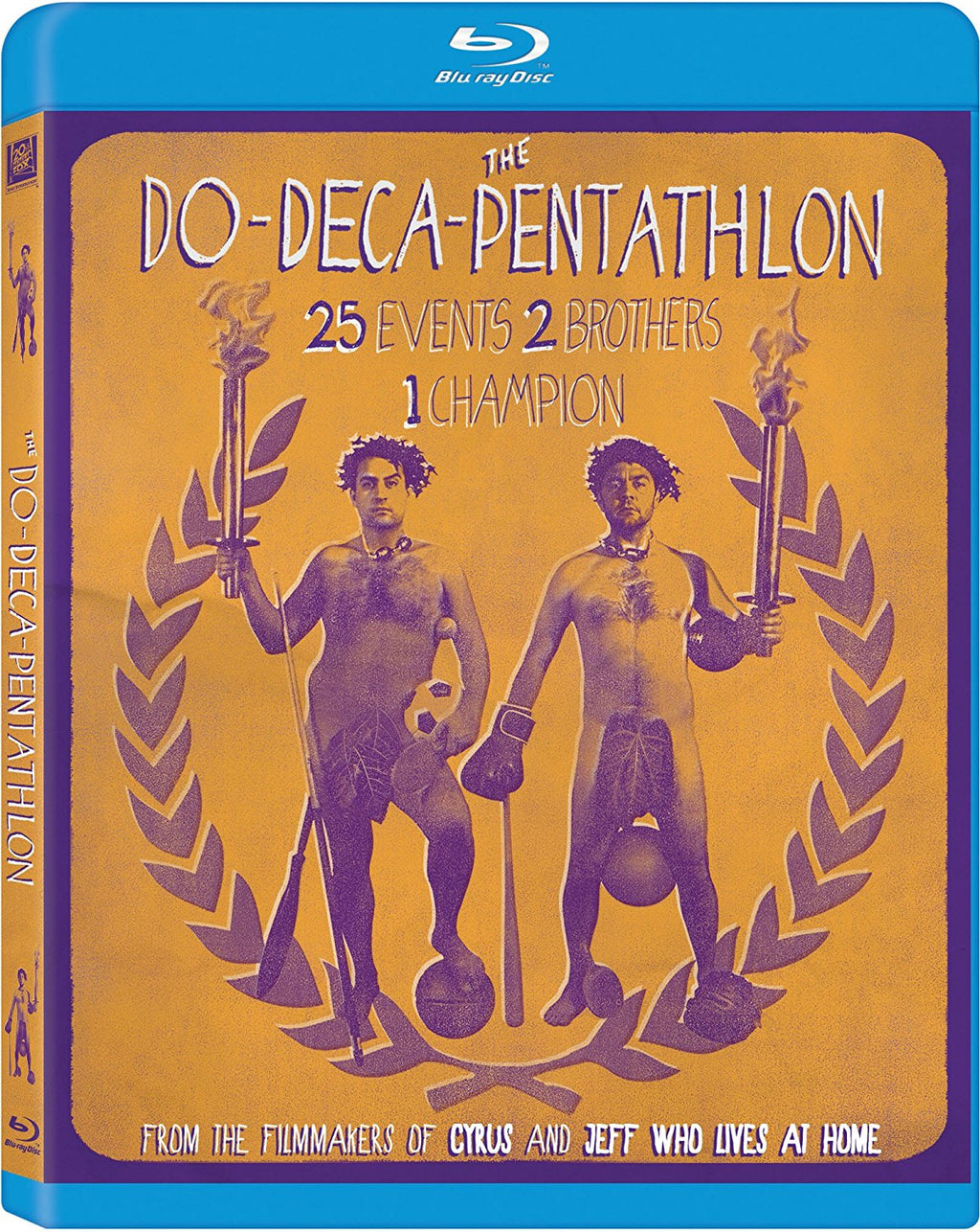 The Do-Deca-Pentathlon Blu-ray