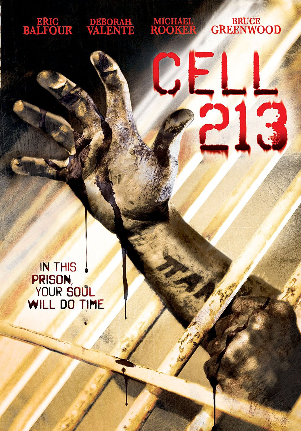 Cell 213 DVD
