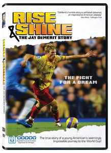 Rise & Shine: The Jay DeMerit Story DVD
