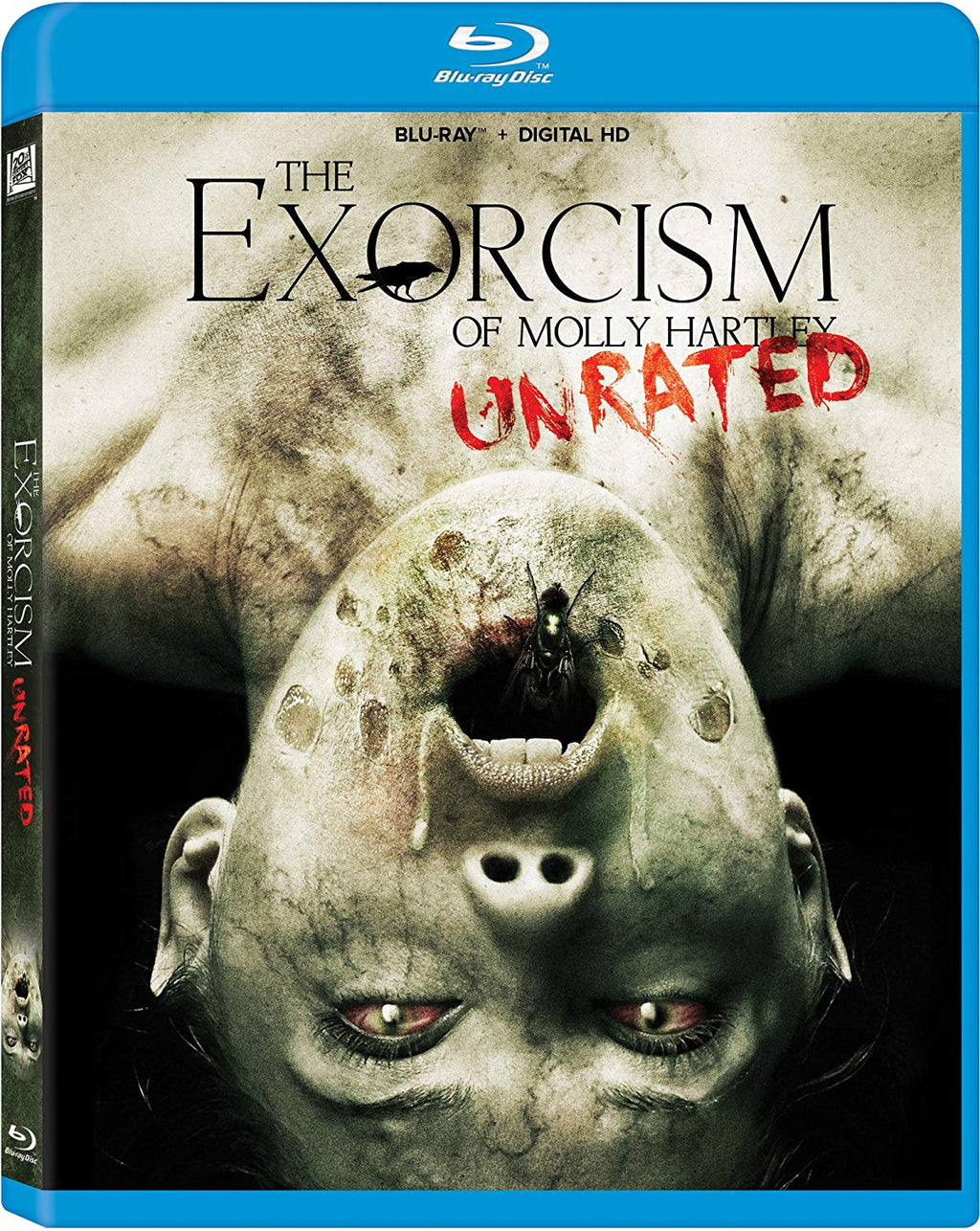 The Exorcism of Molly Hartley Unrated Blu-ray + Digital Copy