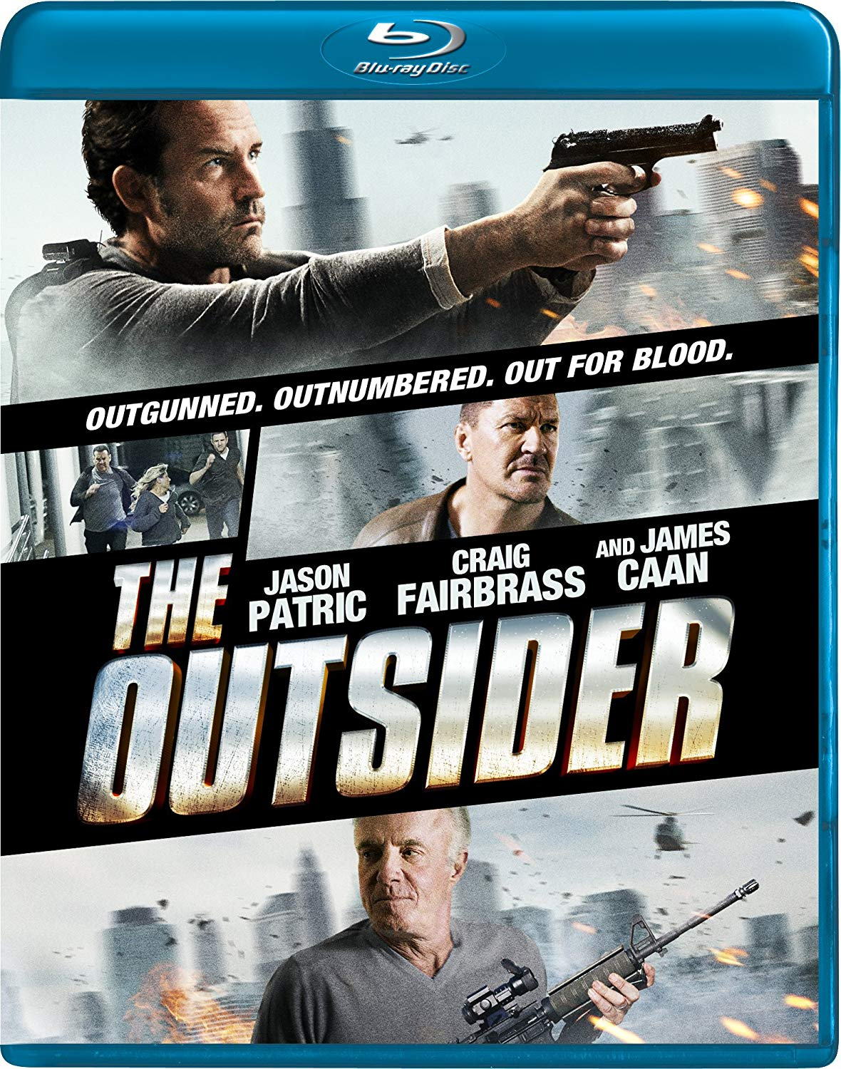 The Outsider Blu-ray