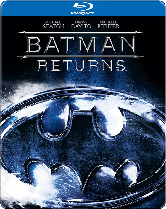 Batman Returns Blu-ray Steelbook
