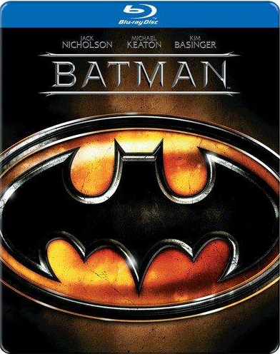 Batman (1989) Blu-ray Steelbook