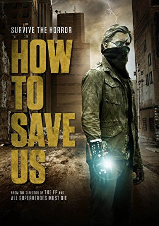 How to Save Us DVD