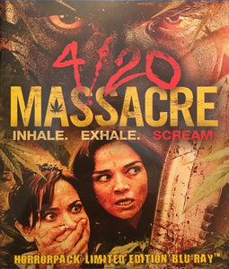 4/20 Massacre - HorrorPack Limited Edition Blu-ray #21