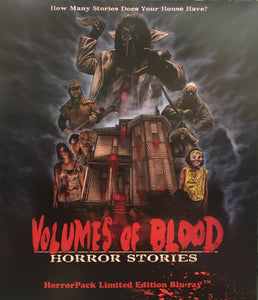 Volumes of Blood 2: Horror Stories - HorrorPack Limited Edition Blu-ray #18