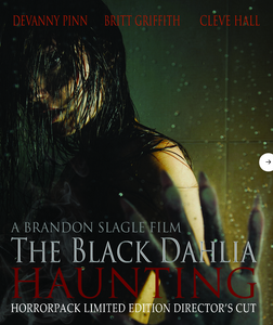 The Black Dahlia Haunting - HorrorPack Limited Edition Blu-ray #22