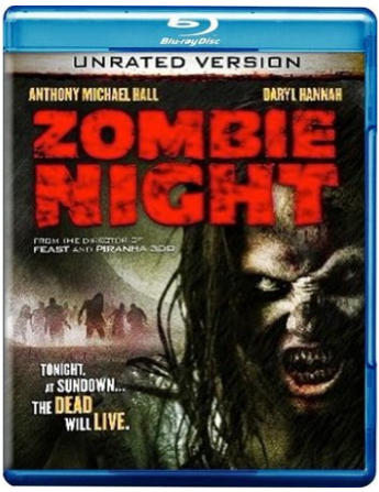 Zombie Night (Unrated) Blu-ray