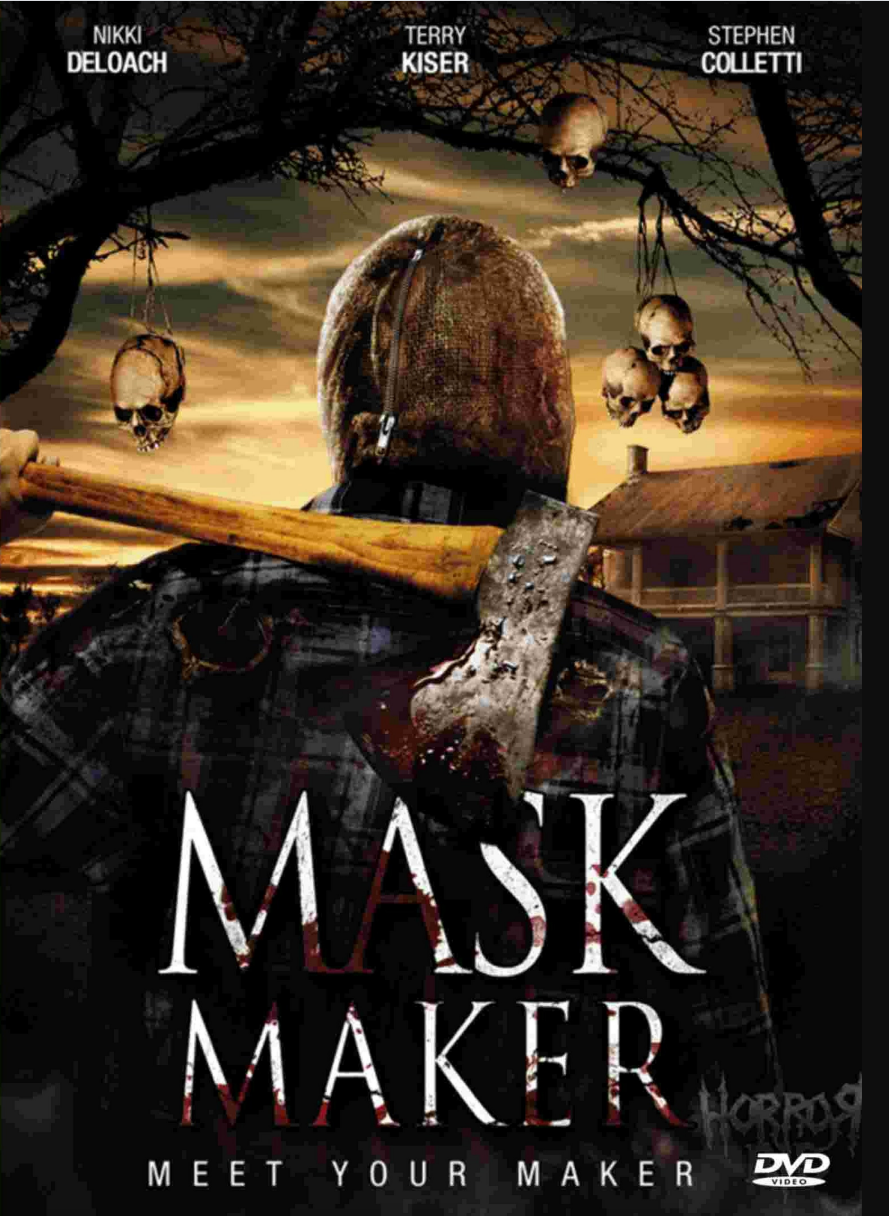 Mask Maker DVD