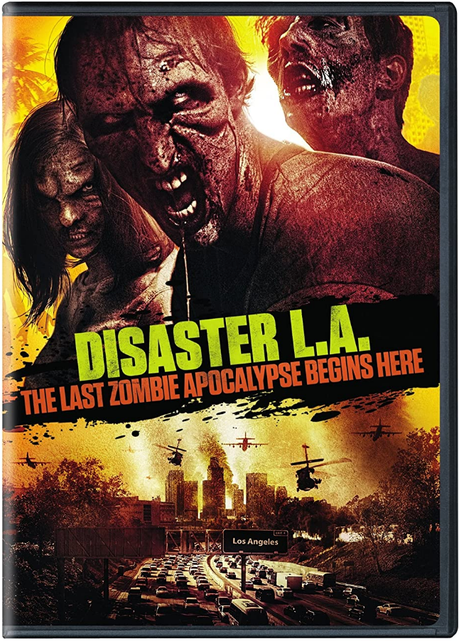 Disaster L.A. - The Last Zombie Apocalypse Begins Here DVD