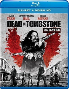 Dead in Tombstone Unrated Blu-ray + Digital (BLU-RAY ONLY)