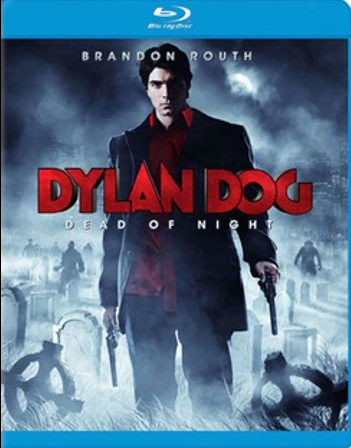 Dylan Dog Blu-ray (TORN PAPER)