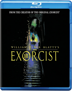 Exorcist III: Legion Blu-ray (TORN PAPER)