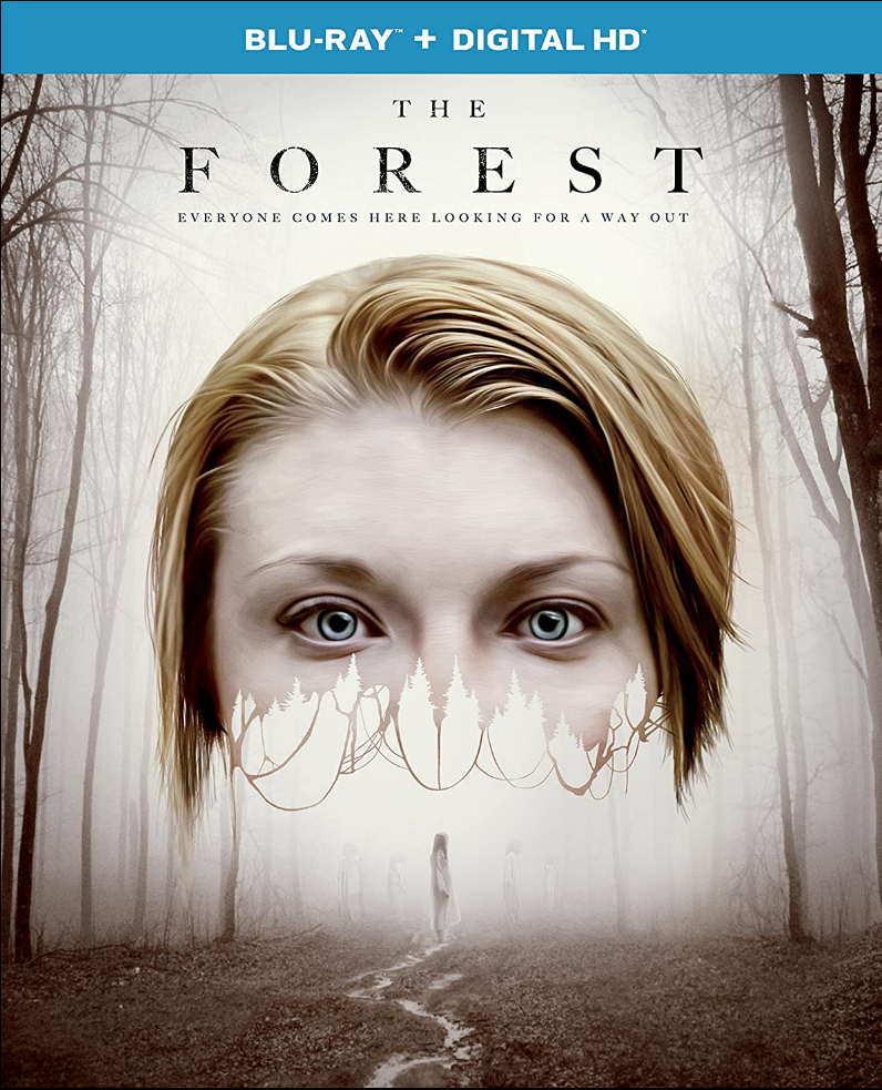 The Forest Blu-ray + Digital (TORN PAPER)