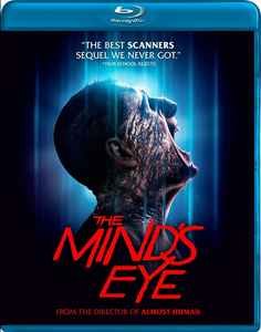 The Mind's Eye Blu-ray (TORN PAPER)