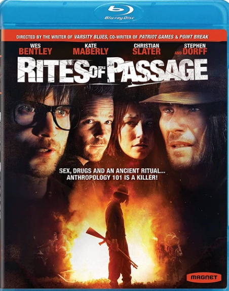 Rites of Passage Blu-ray
