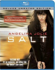 Salt (Deluxe Unrated Edition) Blu-ray