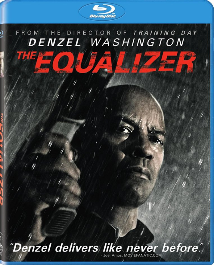 The Equalizer Blu-ray + DVD + Digital HD