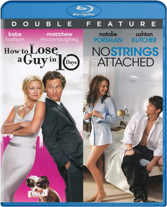 How to Lose a Guy in 10 Days / No Strings Attached (Double Feature) Blu-ray