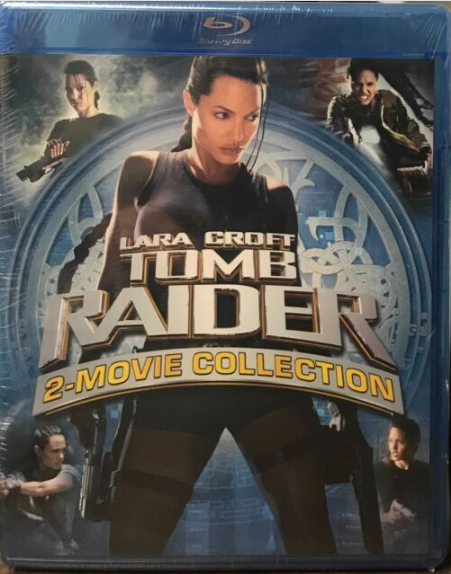 Tomb Raider / Tomb Raider: The Cradle of Life (2-Movie Collection) Blu-ray