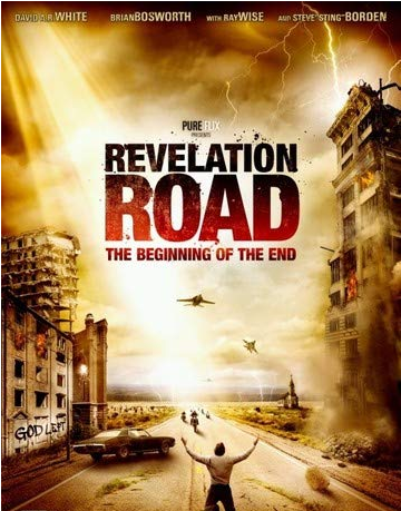 Revelation Road Blu-ray