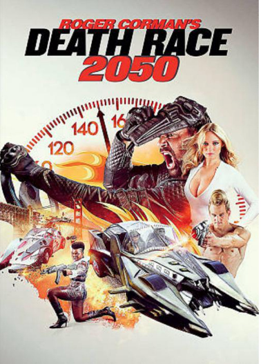 Roger Corman's Death Race 2050 DVD (with Slipcover)