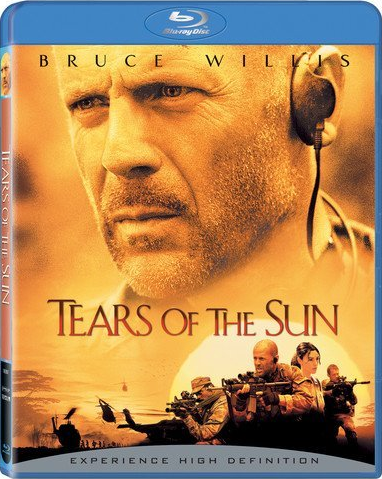 Tears of the Sun Blu-ray