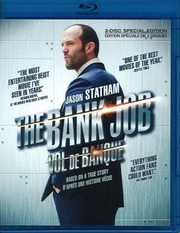 The Bank Job Blu-ray
