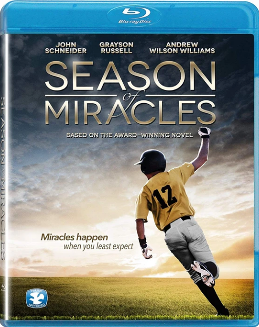 Season of Miracles Blu-ray