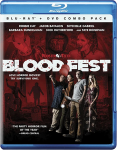 Blood Fest Blu-ray + DVD Combo