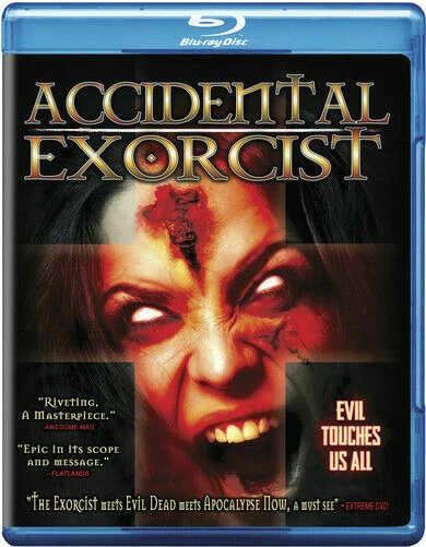 Accidental Exorcist Blu-ray