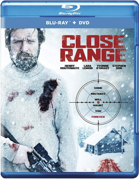 Close Range Blu-ray + DVD