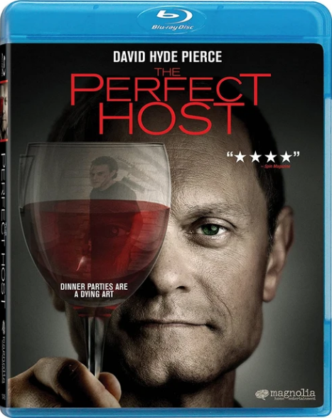 The Perfect Host Blu-ray
