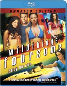 Wild Things: Foursome (Unrated Edition) Blu-ray