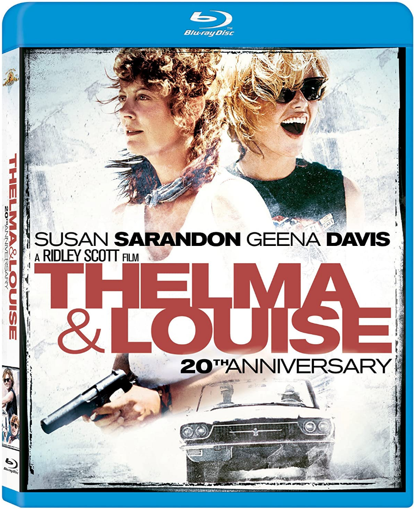 Thelma & Louise (20th Anniversary) Blu-ray