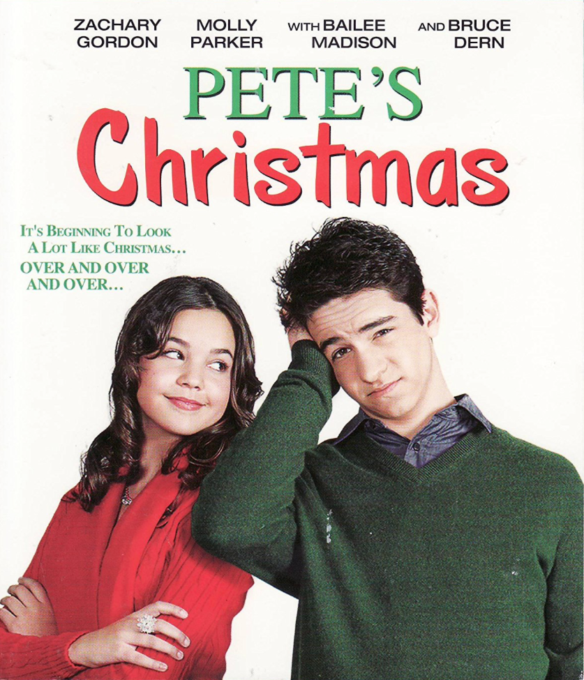 Pete's Christmas Blu-ray