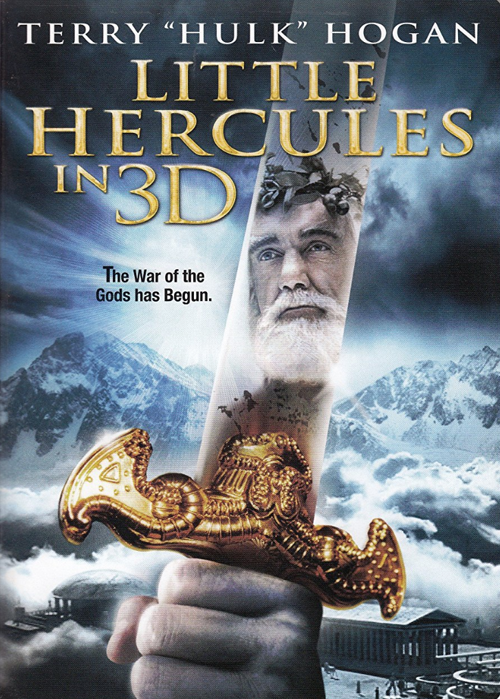 Little Hercules in 3D DVD
