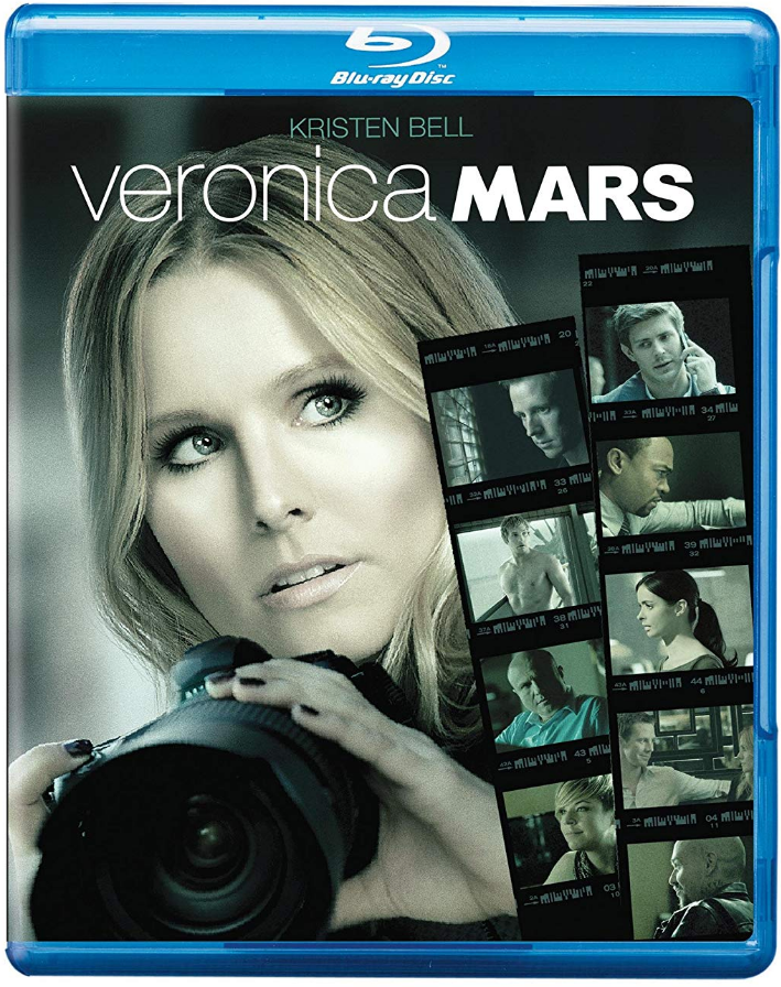 Veronica Mars (2014) Blu-ray + DVD