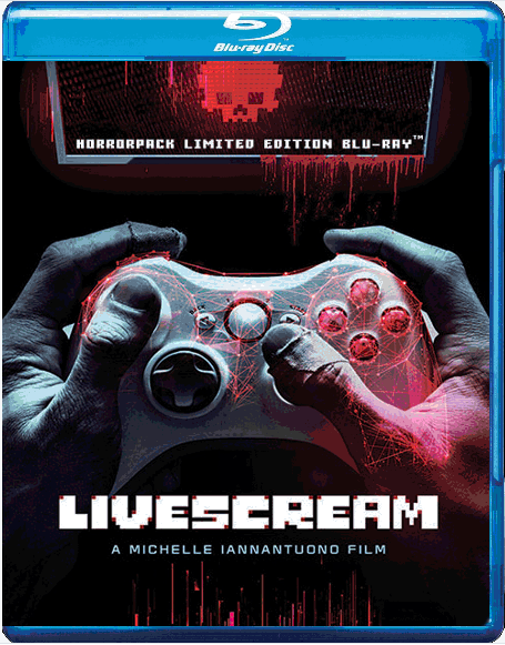 Livescream - HorrorPack Limited Edition Blu-ray #37