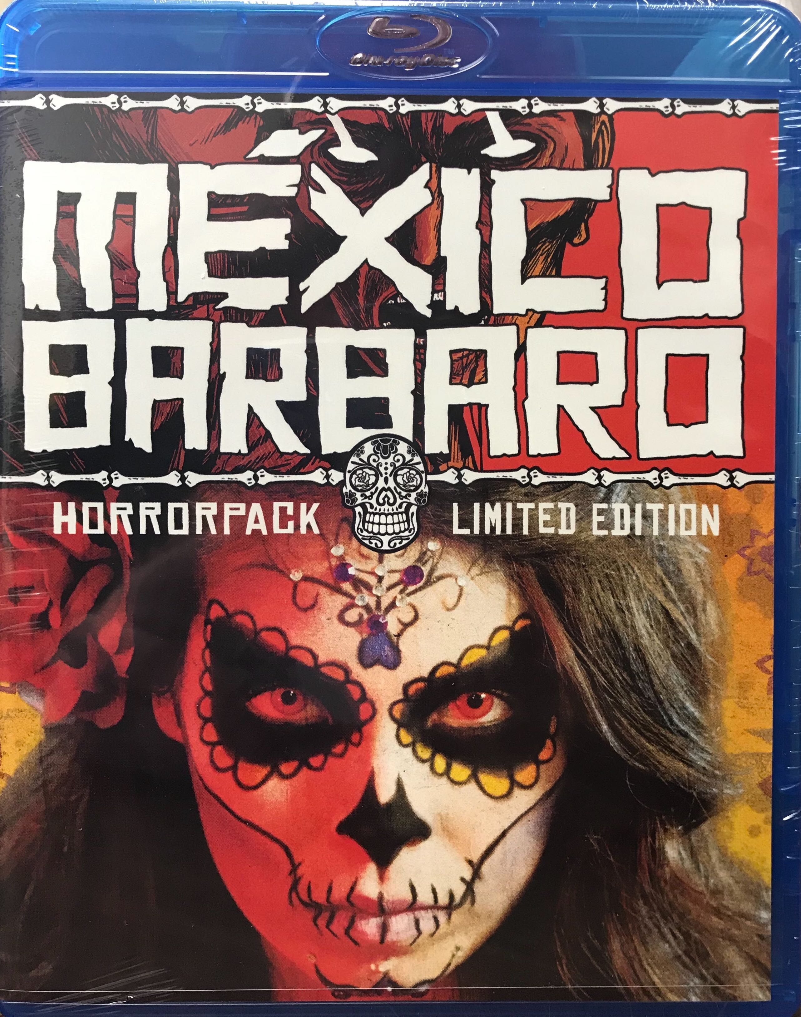Mexico Barbaro - HorrorPack Limited Edition Blu-ray #26