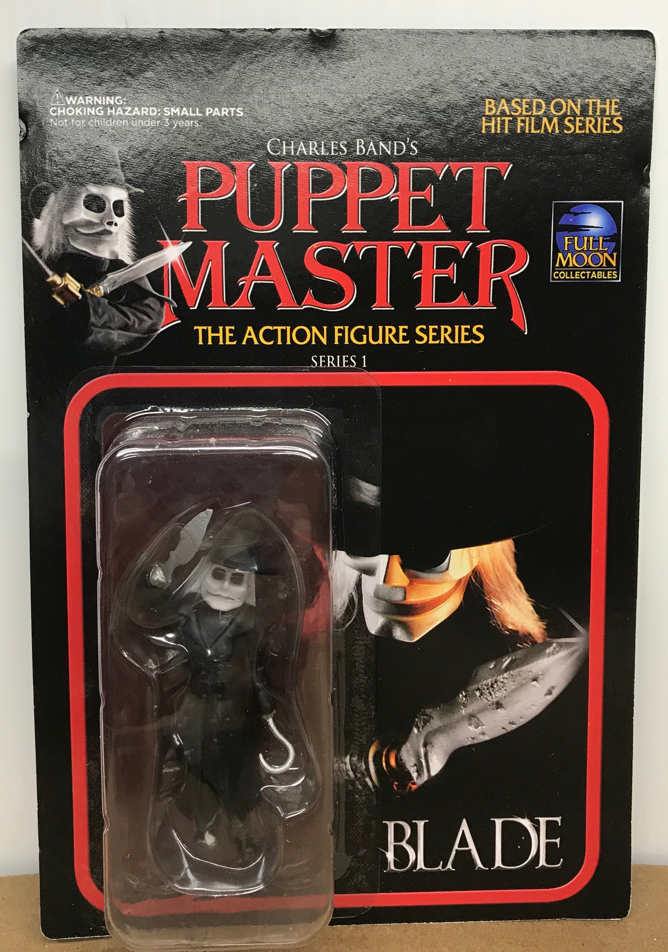 Coffin Box #2 - Puppet Master Blade Action Figure