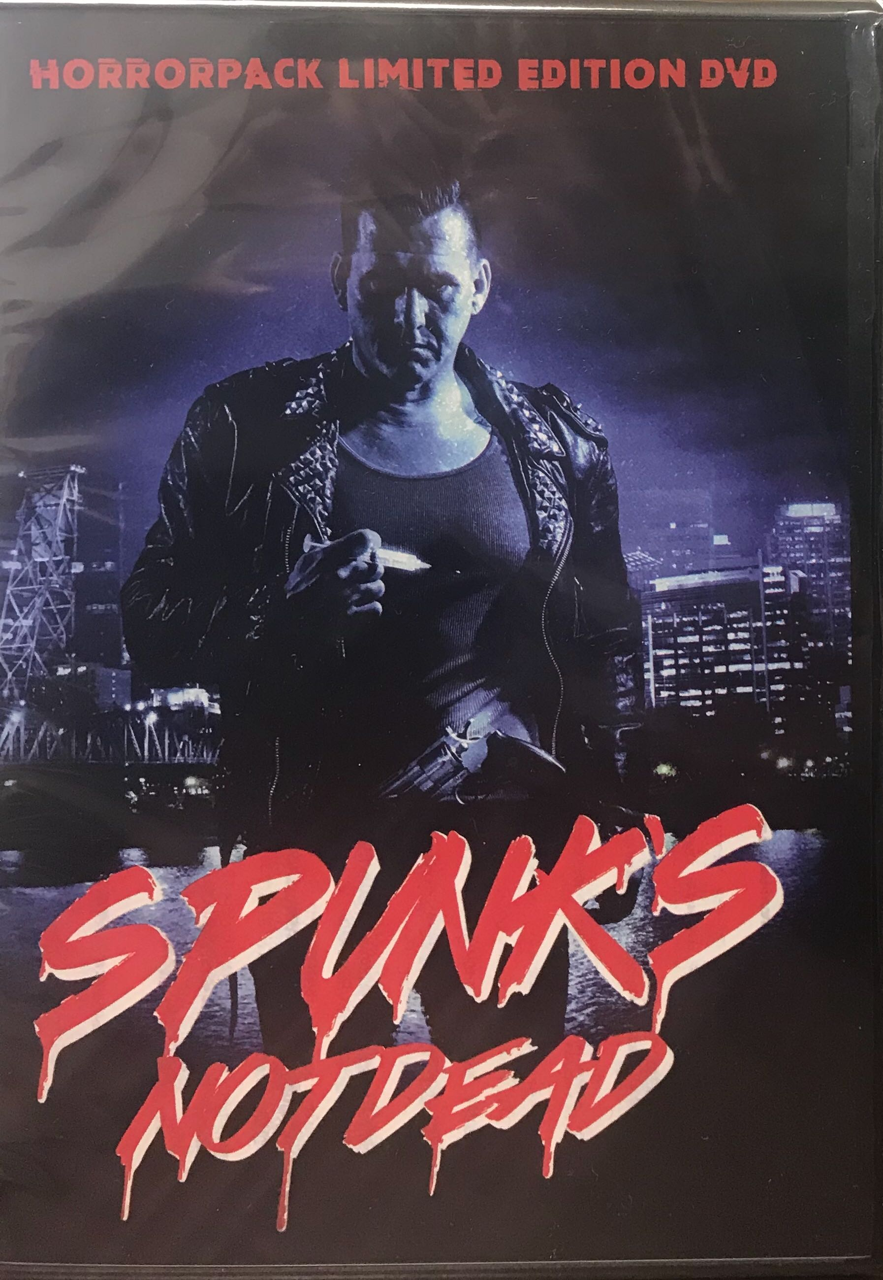 Spunk's Not Dead - HorrorPack Limited Edition DVD #4