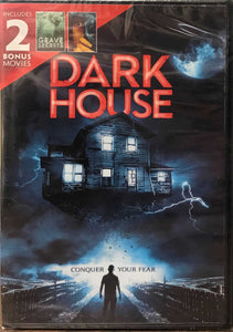 Dark House / Grave Secrets / Empty Rooms (Triple Feature) DVD