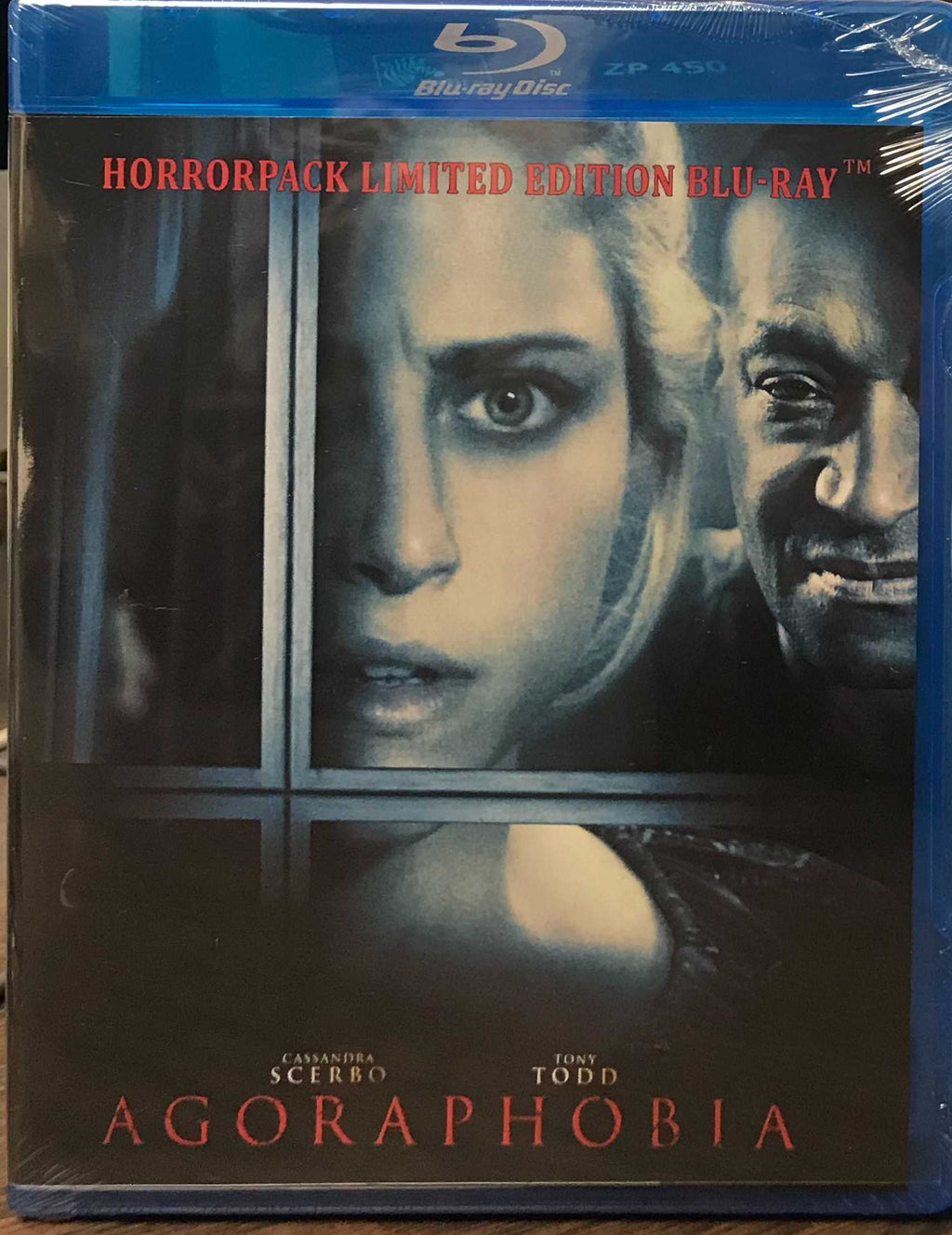 Agoraphobia - HorrorPack SIGNED Limited Edition Blu-ray #50